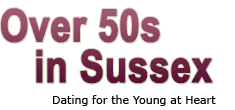 Over 50s in Sussex